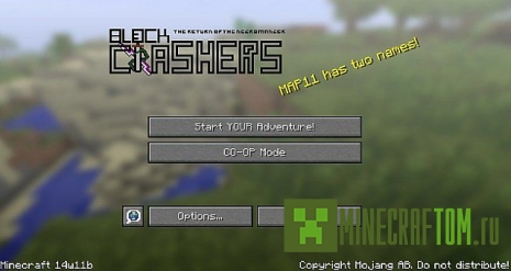Текстуры Block Crashers (Взломщик блоков) 1.7.4