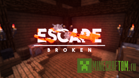 Карта Crainer's Escape: Broken (Побег Крейнера)